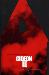 Gideon Falls (2018) -INT- Deluxe Edition, Book One