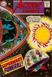 Action Comics (DC Comics - 1938) -365- Superman's Funeral!