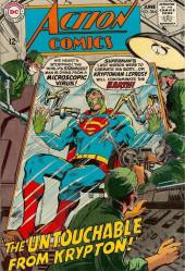 Action Comics (DC Comics - 1938) -364- The Untouchable from Krypton!