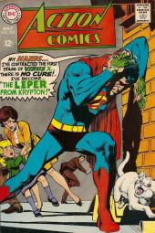 Action Comics (DC Comics - 1938) -363- The Leper from Krypton!