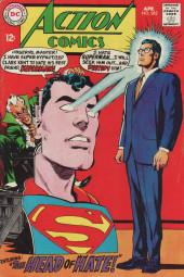 Action Comics (DC Comics - 1938) -362- The Head of Hate!
