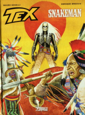 Tex (romanzi a fumetti) - Snakeman