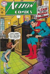 Action Comics (DC Comics - 1938) -359- The Case of the People vs. Superman!
