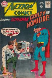 Action Comics (DC Comics - 1938) -358- Superman... Guilty of Homicide!