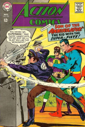 Action Comics (DC Comics - 1938) -356- Son of the Annihilator!