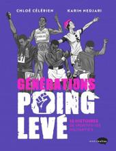 Générations poing levé - 10 histoires de sportifs.ves militant.e.s