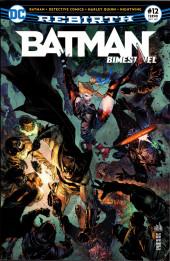 Batman Bimestriel (Urban Comics) -12- Tome 12