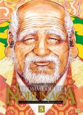 L'homme qui tua Nobunaga -5- Tome 5