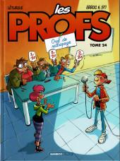 Les profs -24- Oral de rattrapage