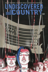 Undiscovered Country -2- Tome 2