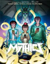 Les mythics -14- Avarice