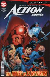 Action Comics (DC Comics - 1938) -AN14- Tales of the House of El