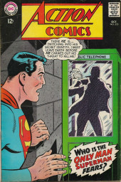 Action Comics (DC Comics - 1938) -355- Who Is the Only Man Superman Fears?