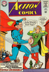Action Comics (DC Comics - 1938) -354- Captain Incredible!