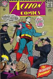 Action Comics (DC Comics - 1938) -352- The Petrified Superman!