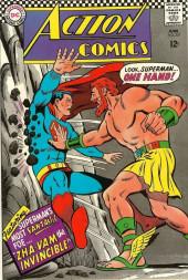Action Comics (DC Comics - 1938) -351- Zha-Vam the Invincible!