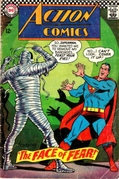 Action Comics (DC Comics - 1938) -349- The Face of Fear!