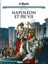 Les grands Personnages de l'Histoire en bandes dessinées -71- Napolléon et Pie VII