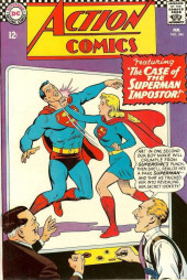 Action Comics (DC Comics - 1938) -346- The Case of the Superman Impostor!