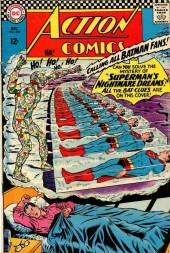 Action Comics (DC Comics - 1938) -344- Superman's Nightmare Dreams