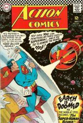 Action Comics (DC Comics - 1938) -342- The Super-Human Bomb!
