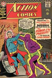 Action Comics (DC Comics - 1938) -340- The Power of the Parasite!
