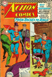 Action Comics (DC Comics - 1938) -337- From Riches to Rags!