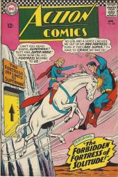 Action Comics (DC Comics - 1938) -336- The Forbidden Fortress of Solitude!