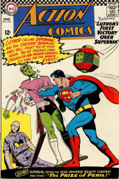 Action Comics (DC Comics - 1938) -335- Luthor's First Victory Over Superman!