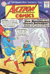 Action Comics (DC Comics - 1938) -332- How Superwoman Trained Superboy!