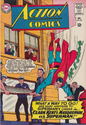 Action Comics (DC Comics - 1938) -331- Clark Kent's Masquerade as Superman!