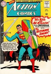 Action Comics (DC Comics - 1938) -329- The Ultimate Enemy!