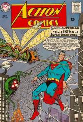 Action Comics (DC Comics - 1938) -326- The Legion of Super-Creatures!