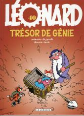 Léonard -40b2019- Trésor de génie