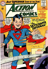 Action Comics (DC Comics - 1938) -325- The Skyscraper Superman!