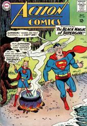 Action Comics (DC Comics - 1938) -324- The Black Magic of Supergirl!