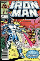 Iron Man Vol.1 (Marvel comics - 1968) -242- Duel to the Death With the All-New Mandarin!