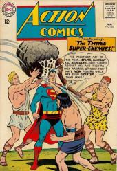 Action Comics (DC Comics - 1938) -320- The Three Super-Enemies!
