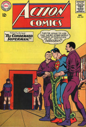 Action Comics (DC Comics - 1938) -319- The Condemned Superman!