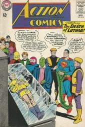 Action Comics (DC Comics - 1938) -318- The Death of Luthor!