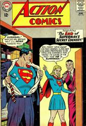 Action Comics (DC Comics - 1938) -313- The End of Superman's Secret Identity!