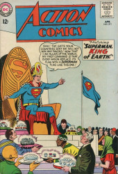 Action Comics (DC Comics - 1938) -311- Superman, King of Earth!