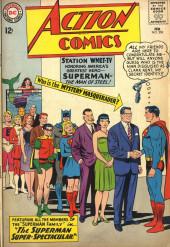 Action Comics (DC Comics - 1938) -309- The Superman Super-Spectacular!