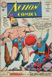 Action Comics (DC Comics - 1938) -308- Superman Meets the Goliath-Hercules!
