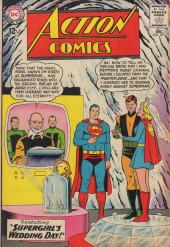 Action Comics (DC Comics - 1938) -307- Supergirl's Wedding Day!