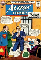 Action Comics (DC Comics - 1938) -306- The Great Superman Impersonation!
