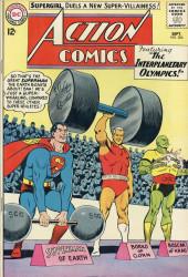 Action Comics (DC Comics - 1938) -304- The Interplanetary Olympics!