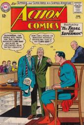 Action Comics (DC Comics - 1938) -301- The Trial of Superman!