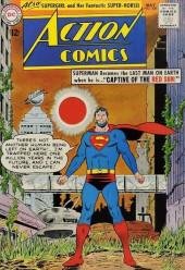 Action Comics (DC Comics - 1938) -300- Captive of the Red Sun!