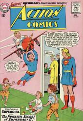 Action Comics (DC Comics - 1938) -299- The Fantastic Secret of Superbaby II!